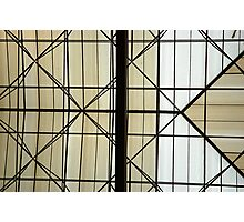 glass roof Photographic Print