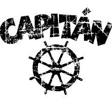 Capitan Wheel Vintage by theshirtshops