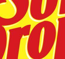 Sundrop -  Sun drop Sticker