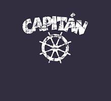 Capitan Wheel Vintage White Unisex T-Shirt