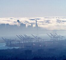 SF Fog by magartland