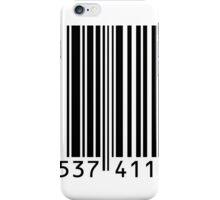 Pusha T 'MNIMN' Black iPhone Case/Skin