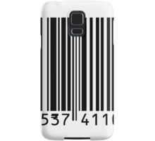 Pusha T 'MNIMN' Black Samsung Galaxy Case/Skin