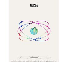 Silicon - Element Art Photographic Print
