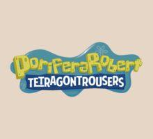 PoriferaRobert TetragonTrousers by synaptyx