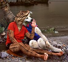 Woe-Man Series 3: lady croc's lover by navybrat