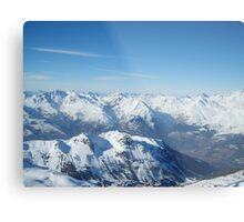 Highest Point Metal Print