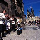 Prague Musicians by magartland