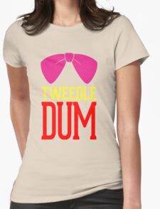 Tweedle Dee Tweedle Dum Costume T-Shirt
