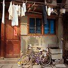 Shanghai Street  by magartland