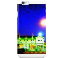 Station Pier at Night, Melbourne, Australia iPhone Case/Skin