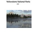 CameraView of the Grand Tetons and Yellowstone by Dennis Jones - CameraView