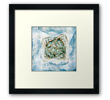 Winter Gardens With A Twist Framed Print