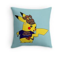 PikaSecurity Throw Pillow