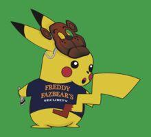 PikaSecurity Kids Tee