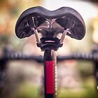 Bicycle saddle by TOM KLAUSZ