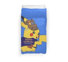 PikaSecurity Duvet Cover
