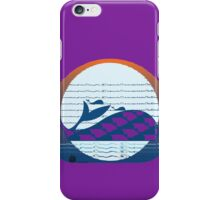 Whale Migration iPhone Case/Skin
