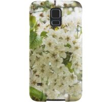 Dreamy White Blossoms - Impressions Of Spring Samsung Galaxy Case/Skin