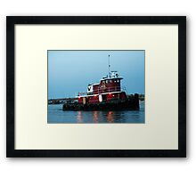 The Charles Wilson Framed Print