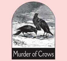 Murder of Crows One Piece - Long Sleeve