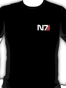 N7 Mass Effect T-Shirt