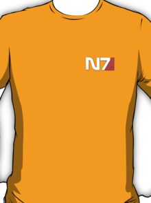N7 Mass Effect T-Shirt