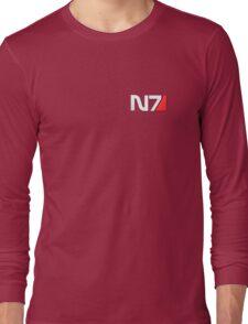 N7 Mass Effect Long Sleeve T-Shirt