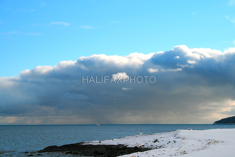 Storm Approaching by HALIFAXPHOTO