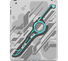 Monado Abstract (Grey) iPad Case/Skin