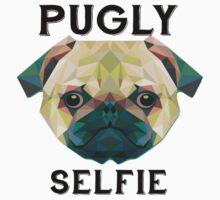 Pugly Selfie by romysarah