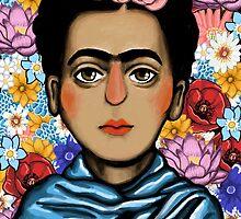 Frida by virtuouspagans