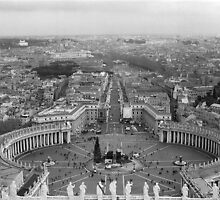 St Peters Basilica  by Shaina Lunde