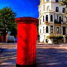 Red Power by Devair Pierazzo