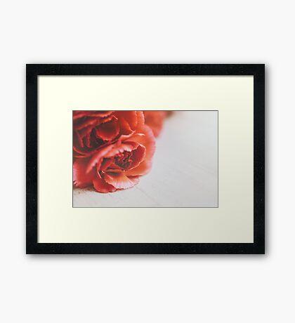 Sweet Whisper Framed Print