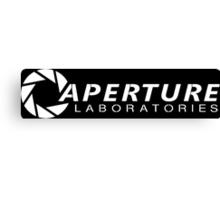 Aperture Laboratories (2) Canvas Print