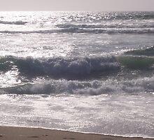 White Danish Coast by MichelleRees