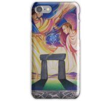 Celtic Angels iPhone Case/Skin