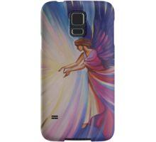 Renaissance Angel Samsung Galaxy Case/Skin
