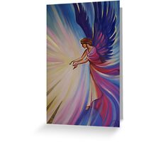 Renaissance Angel Greeting Card