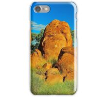 The Pebbles at Tennant Creek iPhone Case/Skin