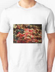 Ribbons and Hearts - Aix-en-Provence Market Unisex T-Shirt