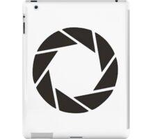 Aperture Laboratories (1) iPad Case/Skin