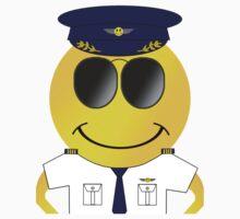 Smiley Pilot Kids Clothes