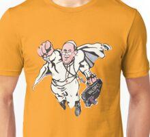 Pope Francis Superhero Unisex T-Shirt