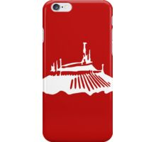 Space Mountain Icon iPhone Case/Skin