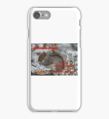 BANNER - Close-ups in Nature Top Ten iPhone Case/Skin