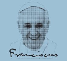 Pope Francis by dynamitfrosch