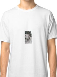 lion sculpture Classic T-Shirt