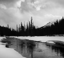 Bow River by Paul Tupman